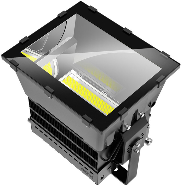 Cree XTE chips 1000W LED sports field lighting