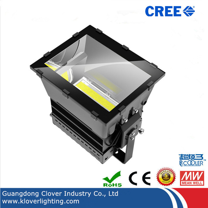 1000W sports stadium lighting with CREE