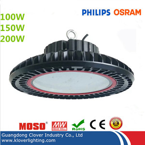 high lumen 200W UFO LED high bay lights