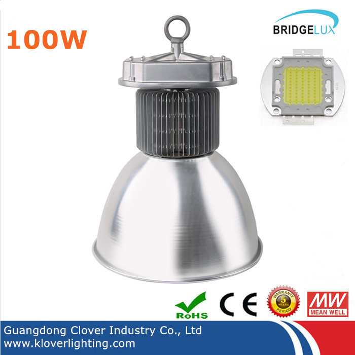 Factory wholesale 100W LED High bay lighting fixtures