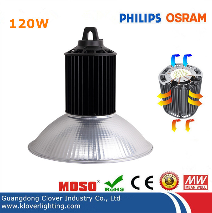 120W LED high bay lighting