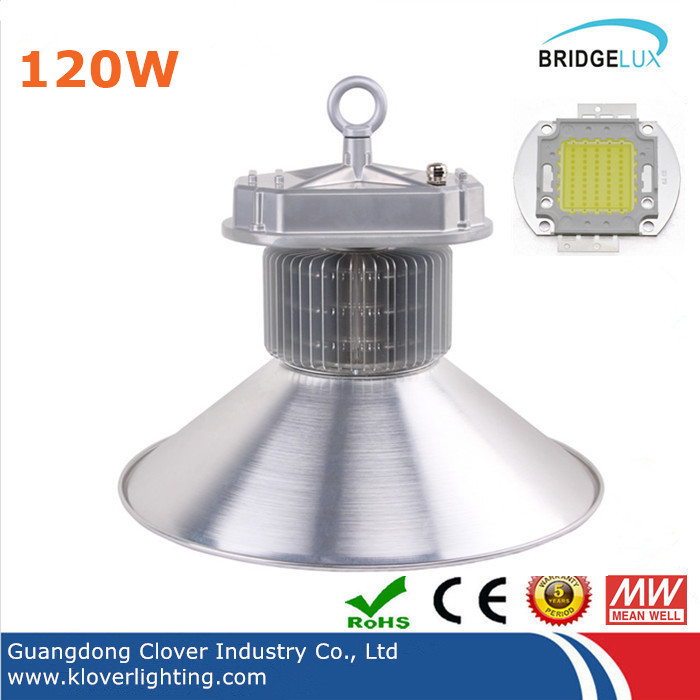 120W led warehouse lighting with 5 year warranty