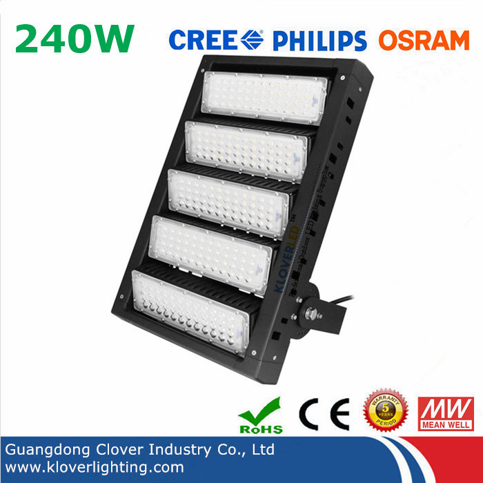 outdoor IP65 240W LED flood lights