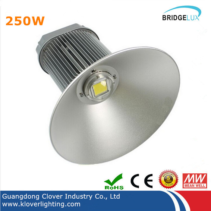 Killark Led High Bay: Bridgelux COB 250W LED High Bay Light With Meanwell Driver
