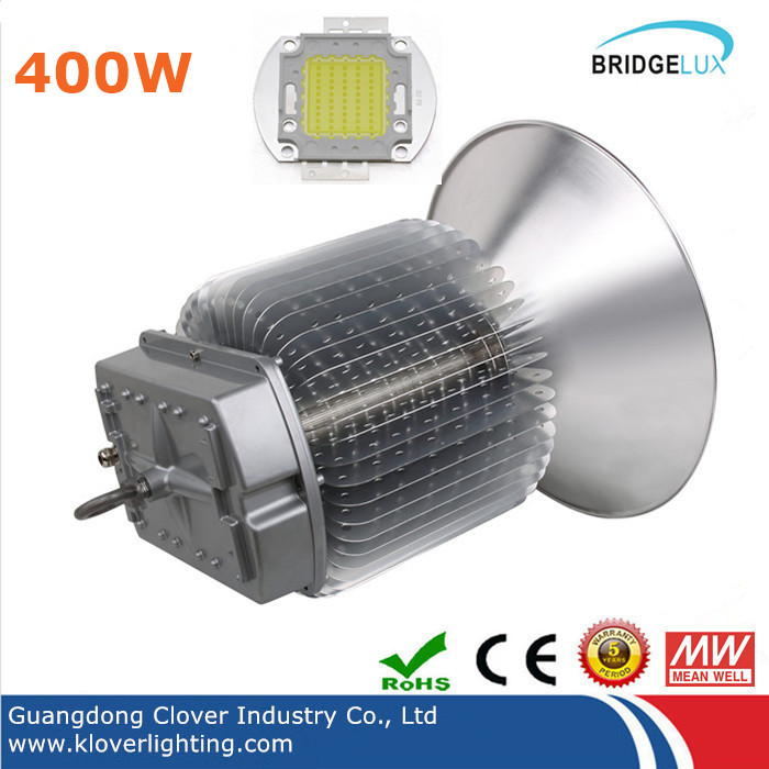 400W Bridgelux industrial LED high bay lights