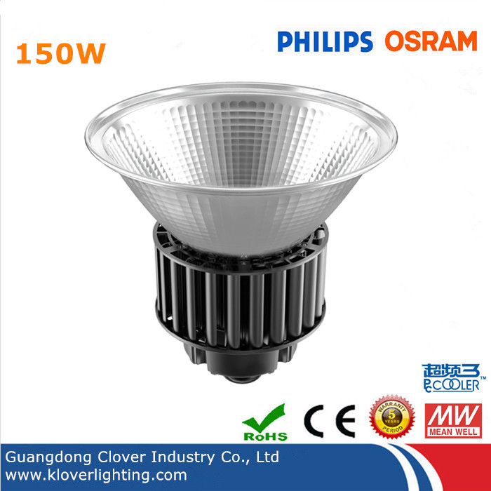 Philips 3030 150W LED high bay light 5 years warranty