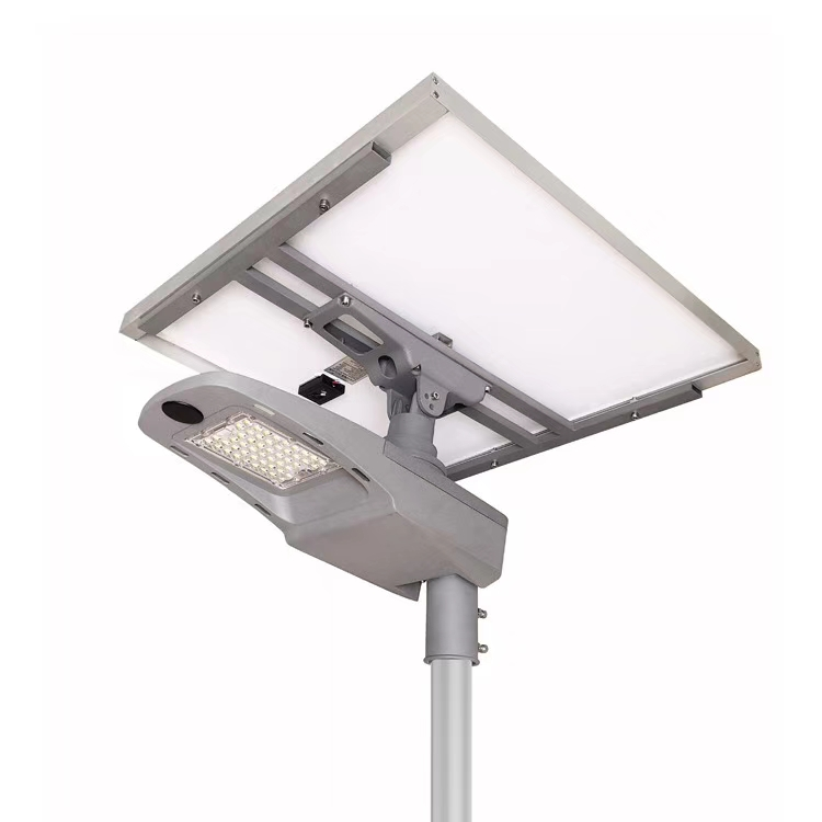 50W integrated solar street light