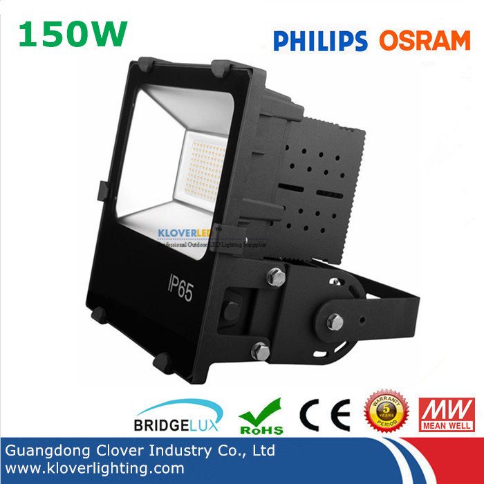 Bridgelux COB 150W LED flood light