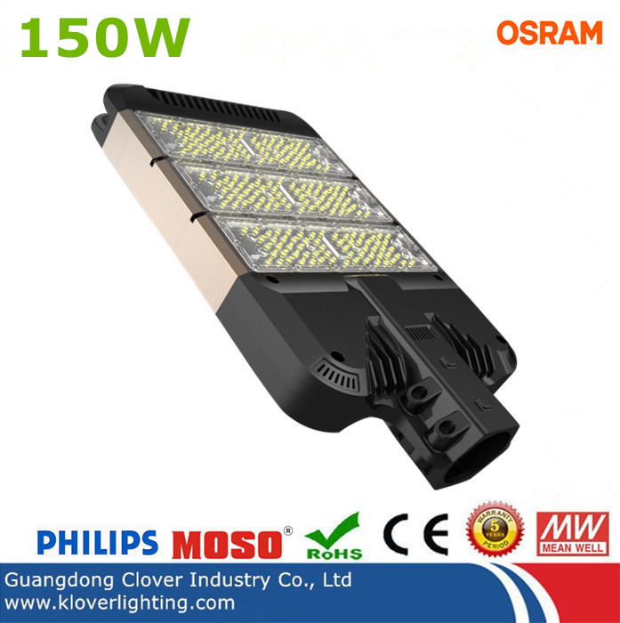 CREE XTE 150W LED street lights