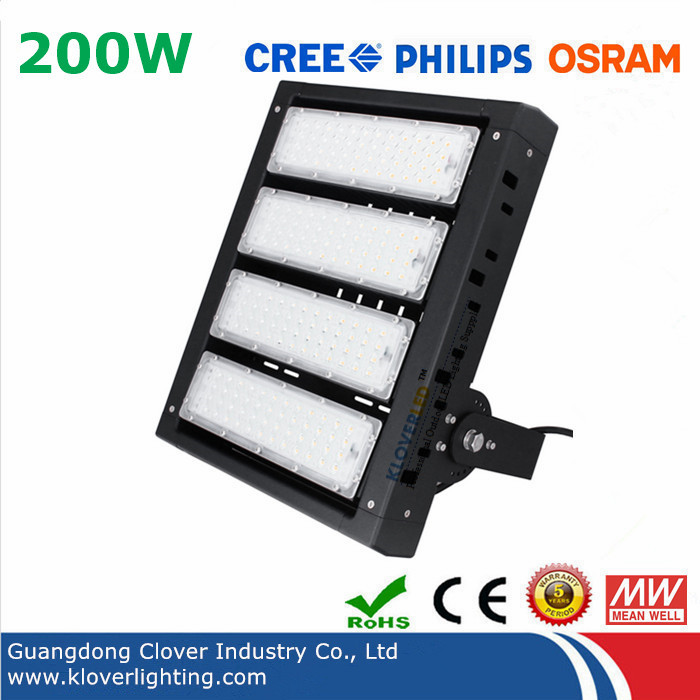 CREE XTE IP65 200W LED FLOOD LIGHTS