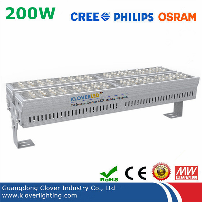 CREE XTE 200W Linear LED High Bay Lights Meanwell Driver