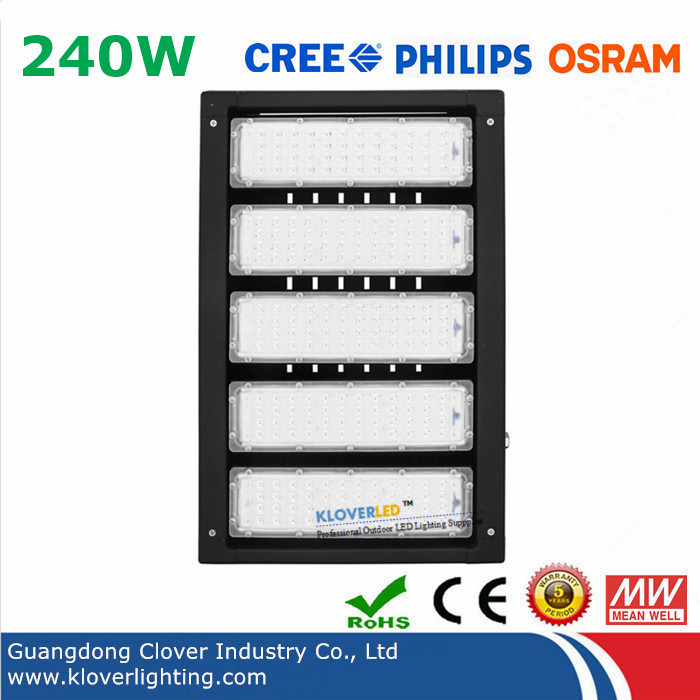 CREE XTE 240W LED flood lights