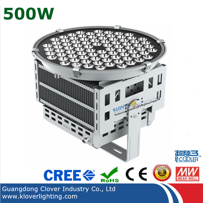 CREE XTE IP65 500W LED spotlights