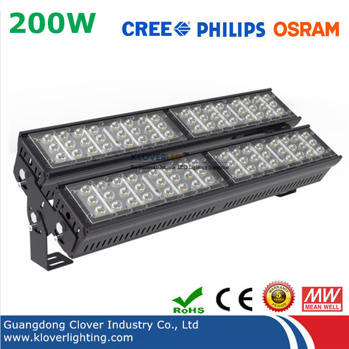 China Manufacturer Wholesale 200w Linear Led High Bay Lights