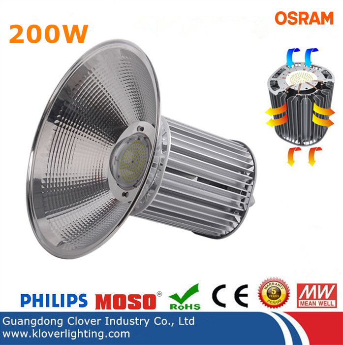 Factory wholesale 200W industrial LED high bay lights