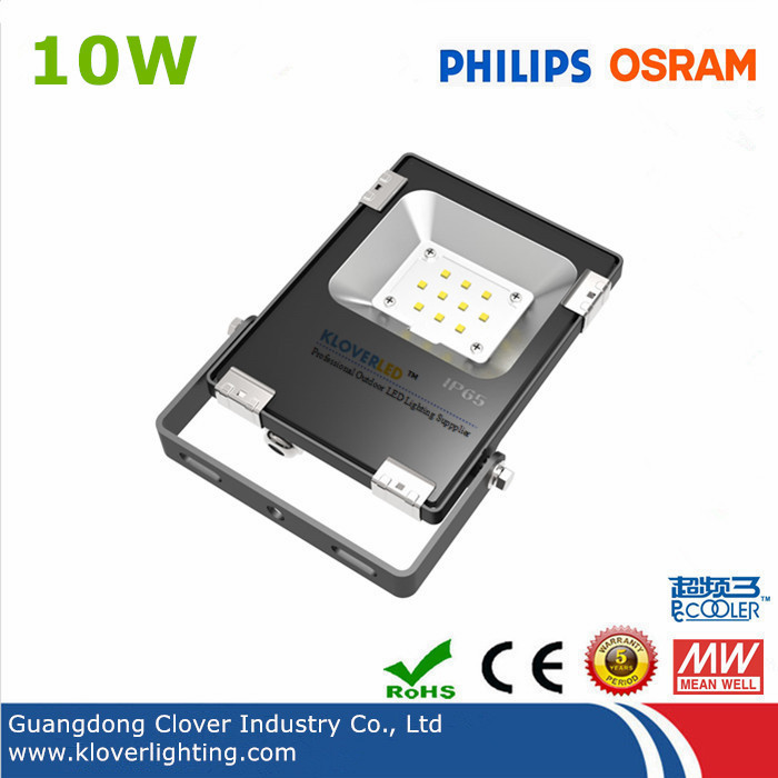 IP65 10W outdoor LED flood light