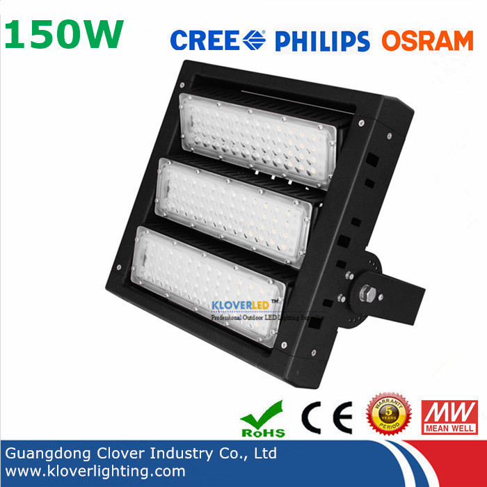 IP65 150W LED flood light