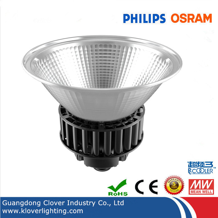 Osram 3030 100W LED high bay lights with Meanwell driver