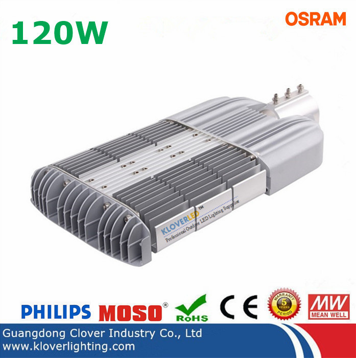 Osram 3030 Meanwell driver 120W LED street lights
