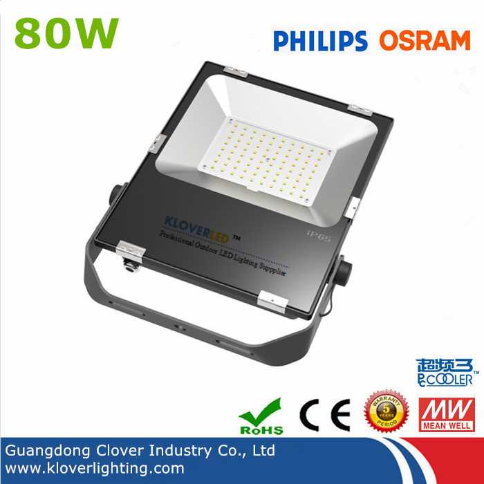 Osram SMD 3030 IP65 80W LED flood lights