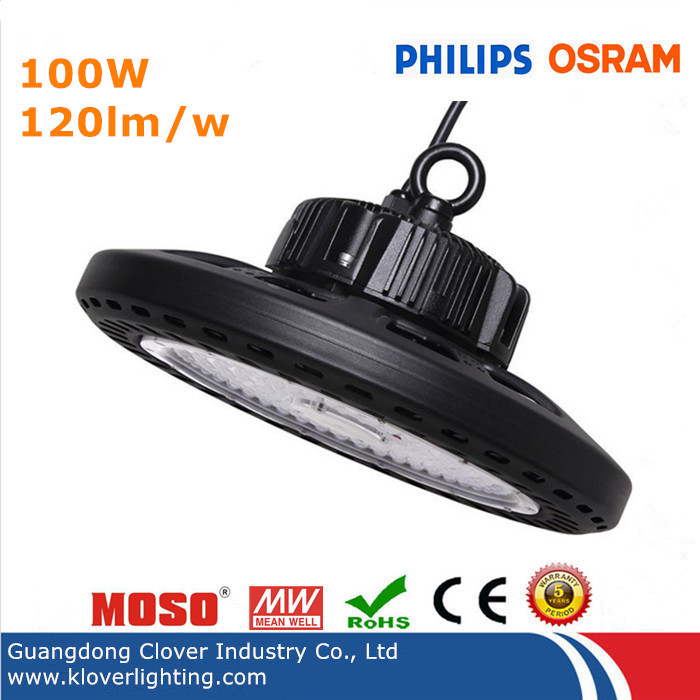 100W UFO LED sttreet light