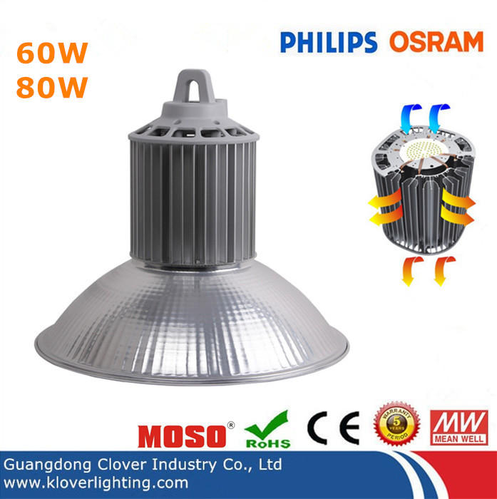 Philips 3030 80W LED high bay lights
