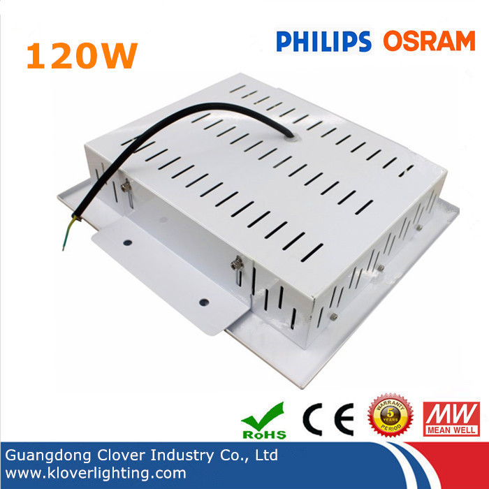 Explosion proof 120W LED gas station canopy lights