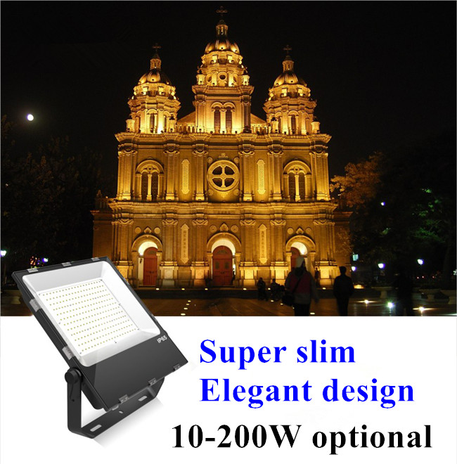 application for 20w led flood lights