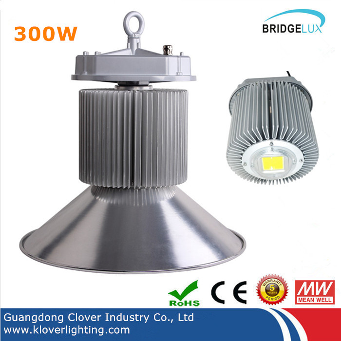 high lumen Bridgelux COB 300W LED high bay light