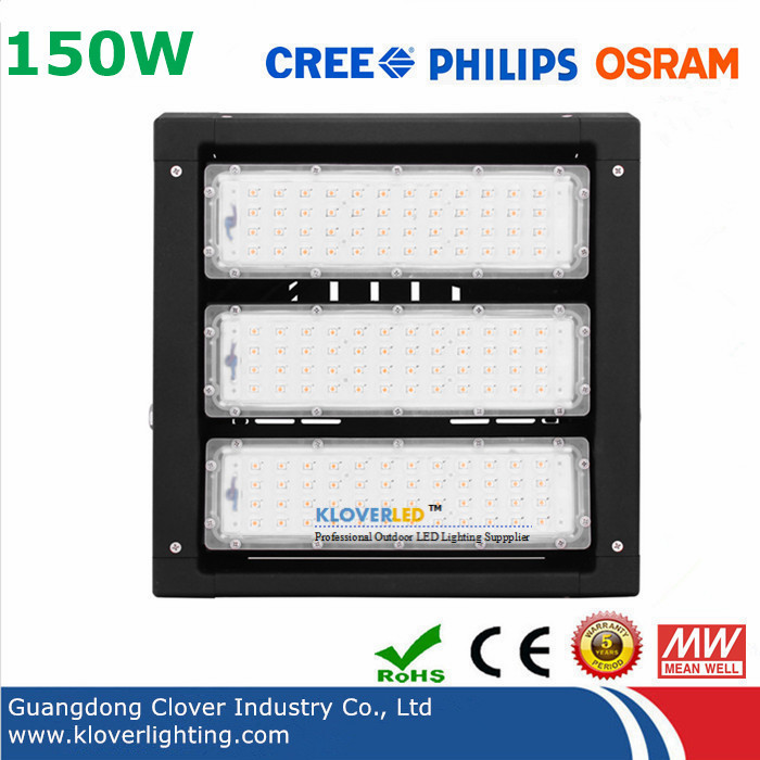 high lumen IP65 150W LED flood light
