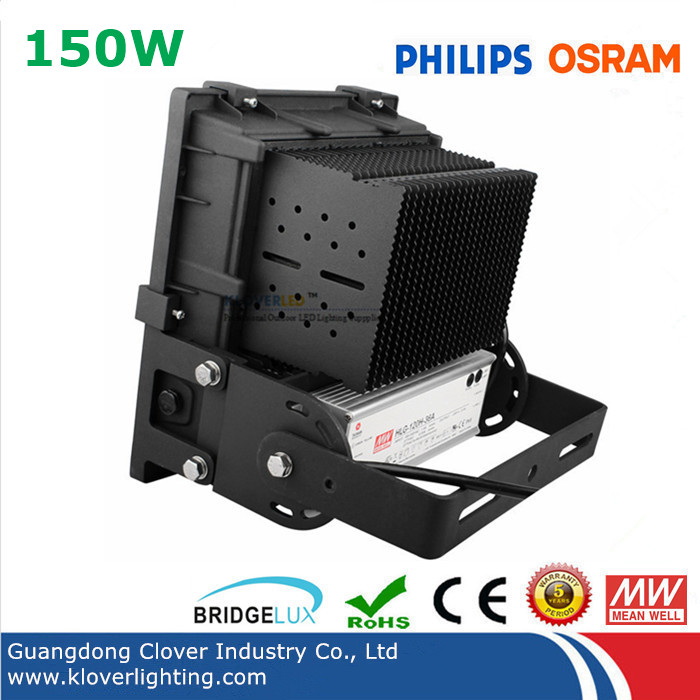 high lumen IP65 150W LED flood lights