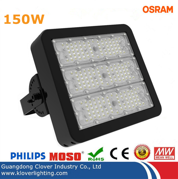 high lumen Philips SMD3030 150W LED tunnel lights
