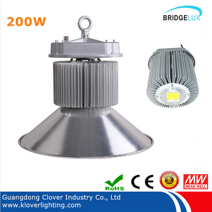 factory warehouse industrial 200W LED high bay lights