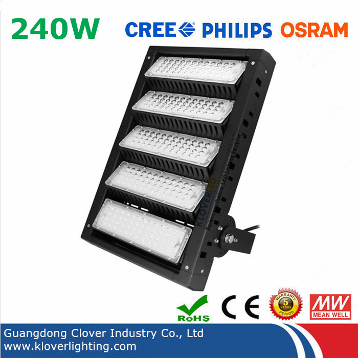 outdoor IP65 240W LED FLOOD LIGHTING