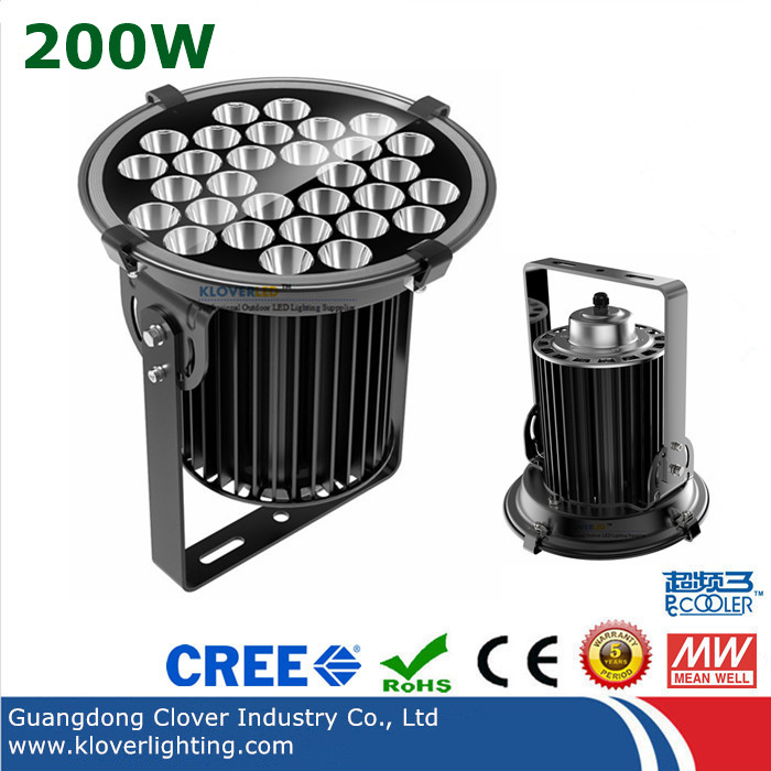 outdoor IP65 CREE 200W LED flood lights